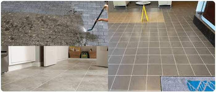 Residential and Commercial Tile Cleaning Waterloo